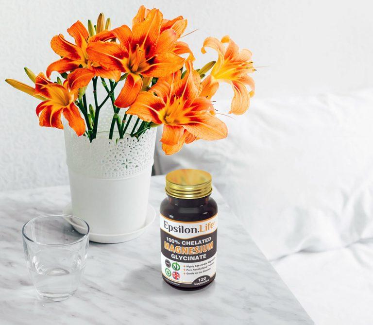 magnesium glycinate vegan capsules